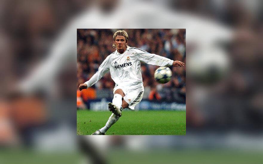 "David Beckham (""Real Madrid"")"