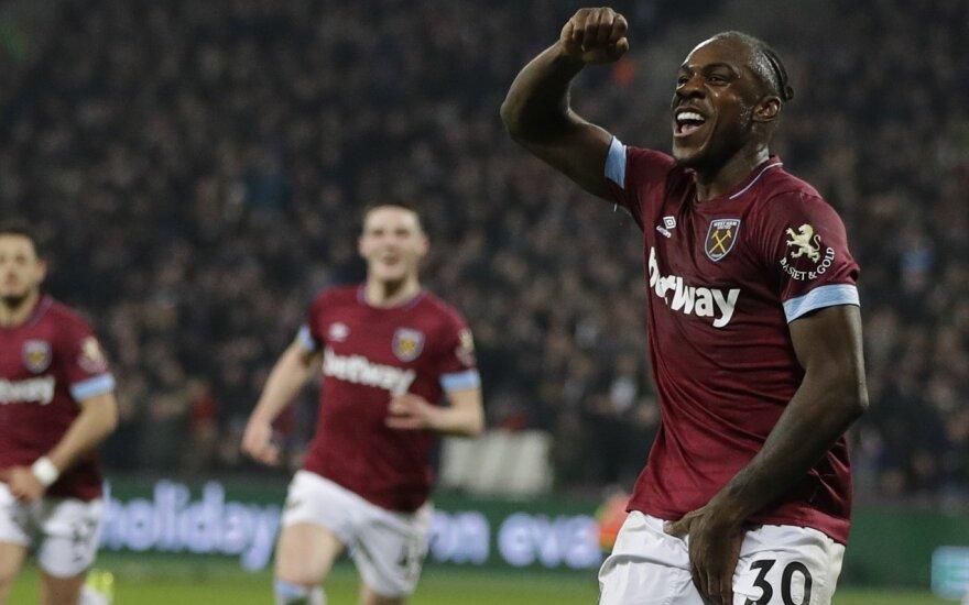 """Michail Antonio, """"West Ham"""""""