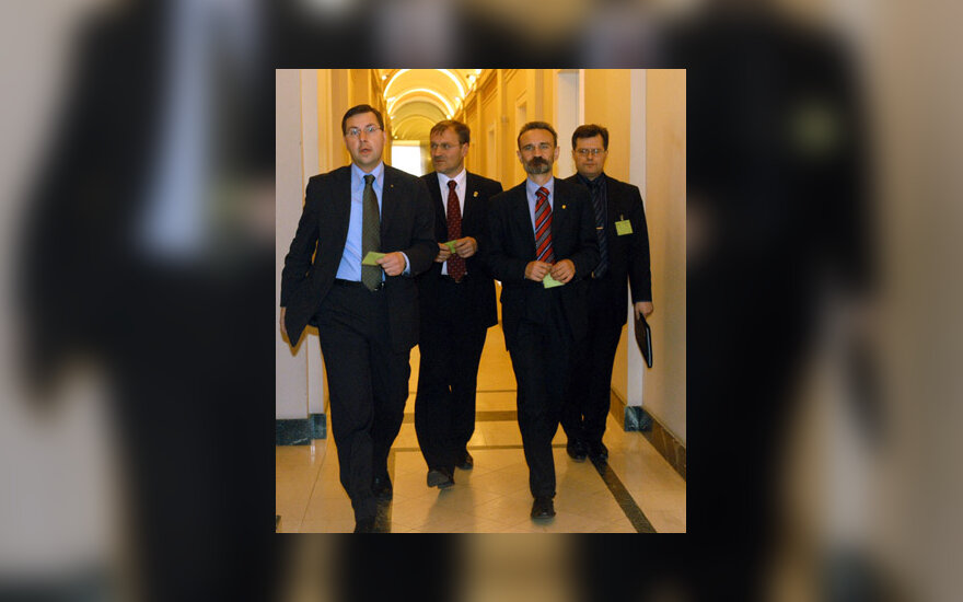 G. Steponavičius, A. Čaplikas, V. Bogušis ir R. Šukys