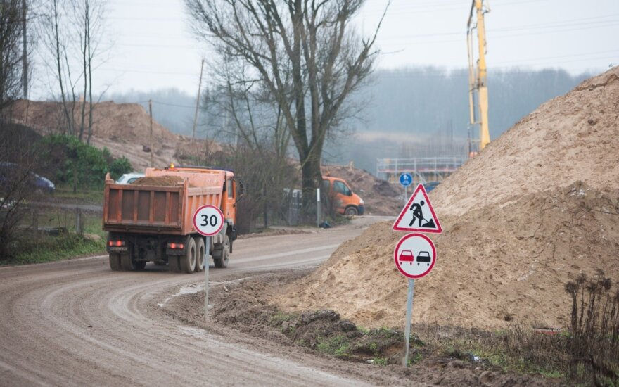 Vilniaus aplinkkelio statybos: milijono eurų vertės nutylėjimas