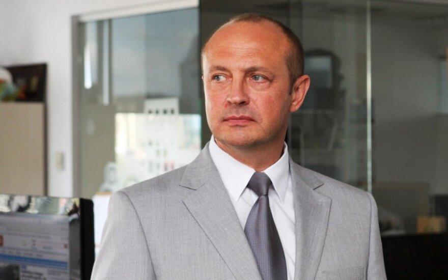 R. Malinauskas. Savivaldybių skolos užprogramuotos ne savivaldybėse