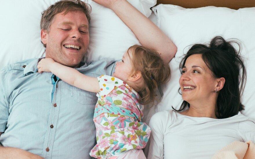 Septyni požymiai, kad esate tikrai geri tėvai