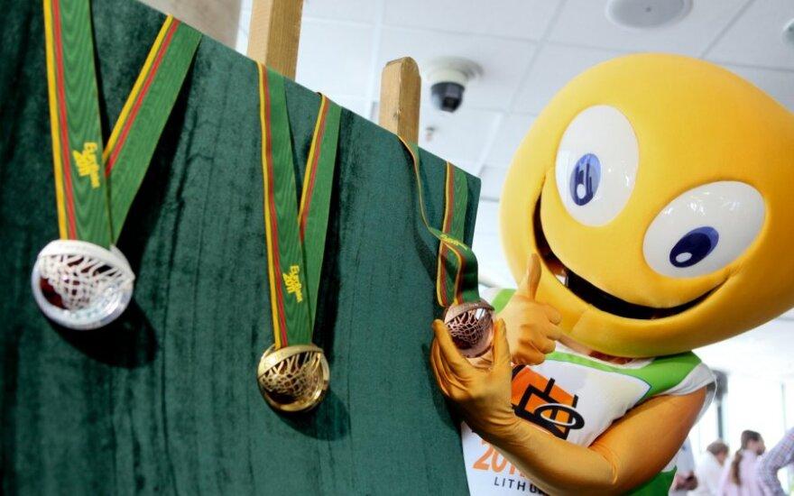 "Pirma proga pamatyti ""EuroBasket 2011"" medalius – sporto bare ""Stars and Legends"""