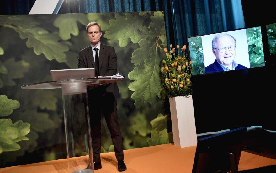 Jens Henriksson, CEO of Swedbank