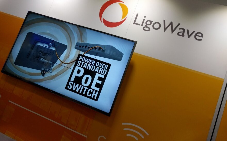 Wireless technology firm LigoWave to open its Europe office in Vilnius