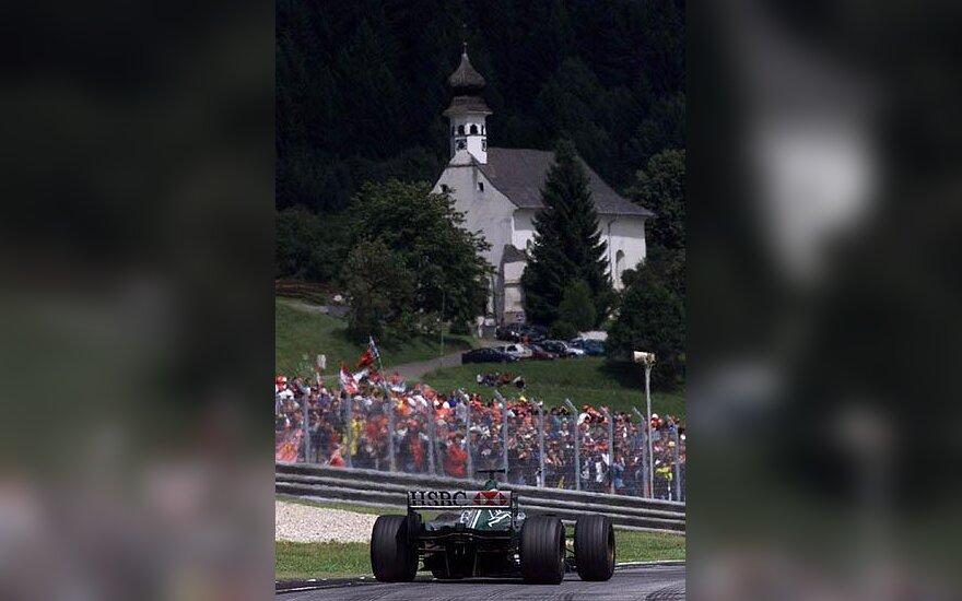 "Austrijos ""Grand Prix"""