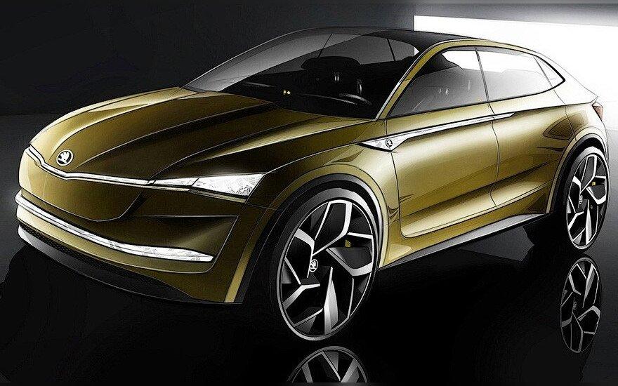 """Škoda Vision E"""