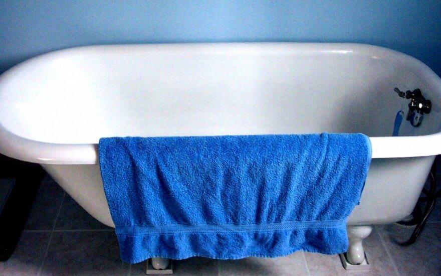 Bakterijų, grybelių ir mikrobų židinys jūsų namuose