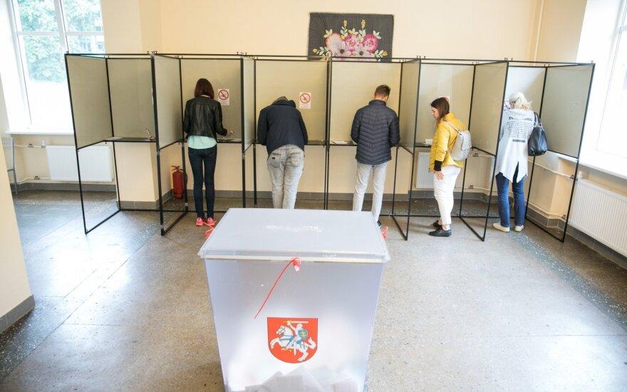 Teismas baudžia VRK ir Vilniaus savivaldybę – nesudarė galimybės balsuoti slaptai