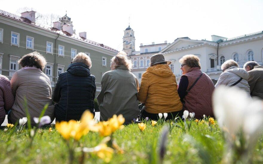 Pensininkams iš Ukrainos ir Baltarusijos Lietuva ruošia dovaną: gydytų nemokamai net jei nemokėjo mokesčių