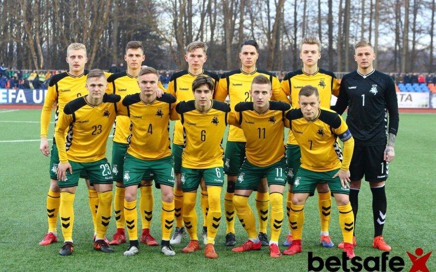 Europos U-21 čempionato atranka: Lietuva - Suomija