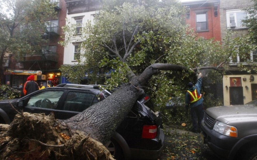 "Uraganas ""Sandy"""