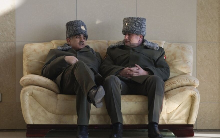 Tadžikai kariai