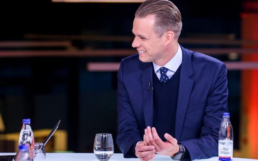 Gabrielius Landsbergis: kviesiu Šimonytę vesti TS-LKD sąrašą 2020 Seimo rinkimuose