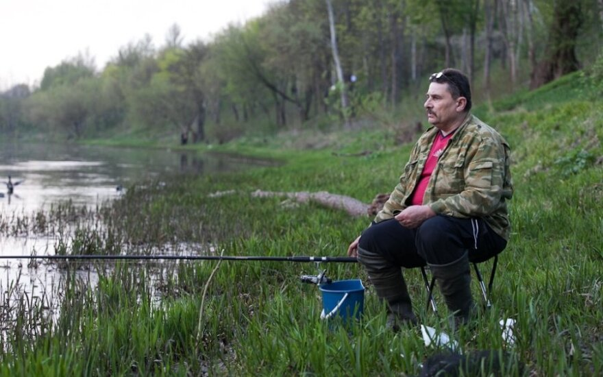 Didžioji dalis žvejų naudoja jauką