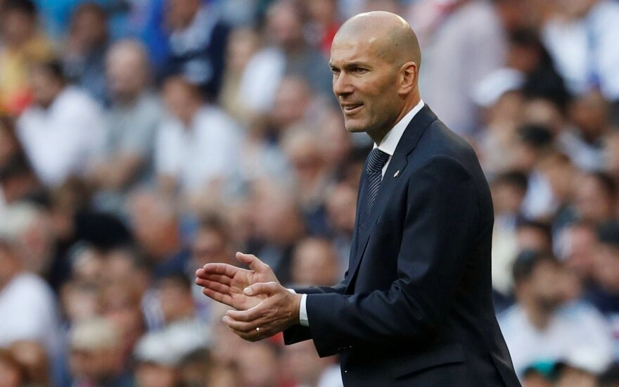 Zinedine'as Zidane'as