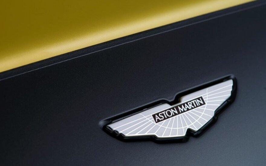 """""""Aston Martin"""" savo vadovu skiria buvusį """"Nissan"""" direktorių"""