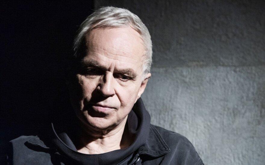 "Vytautas Anužis, spektaklis ""Dialogai"""
