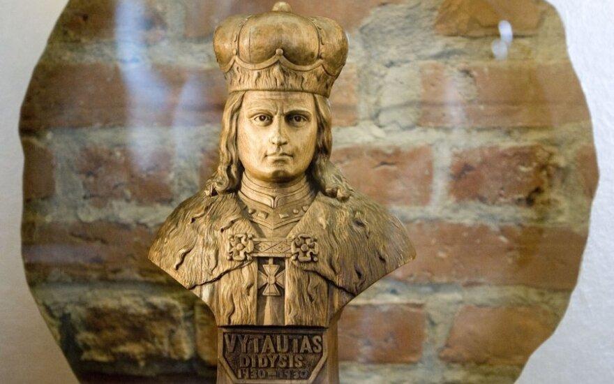 Kauno santakoje rastas tikras lobis: monetos mena Vytauto Didžiojo laikus
