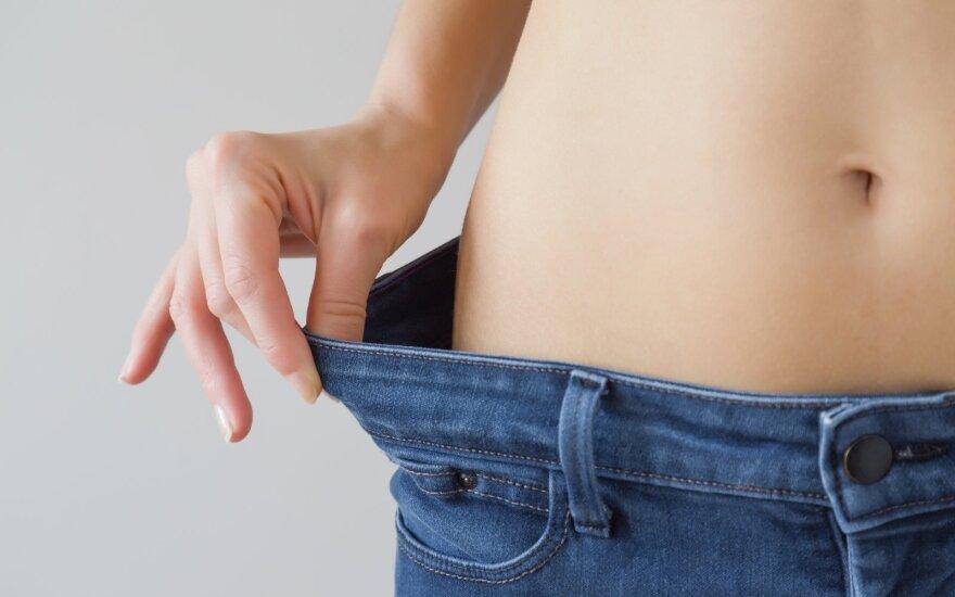 Kelios gudrybės, kaip sveikai atsikratyti per karantiną priaugtų kilogramų