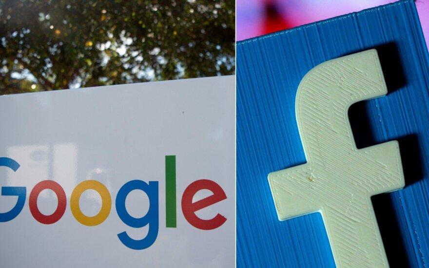 Prancūzija mėgina nugrįsti kelią interneto ir technologijų milžinių apmokestinimui