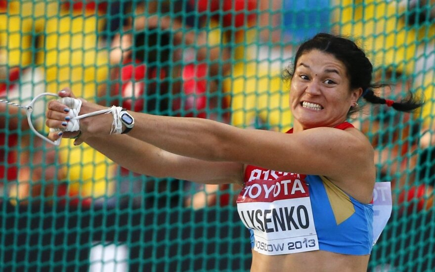 Tatjana Lysenko