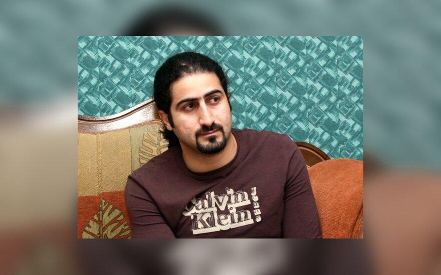 Osamos bin Ladeno jauniausiasis sūnus išvyko iš Irano