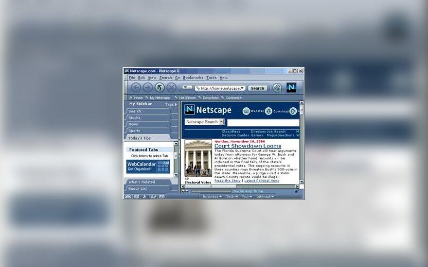 """""""Netscape 6"""""""