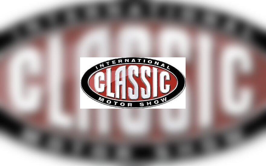 """International Classic Motor Show"""