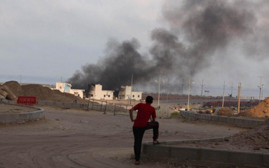 Po Izraelio atakos nutrauktas vienintelės Gazos Ruožo elektrinės darbas