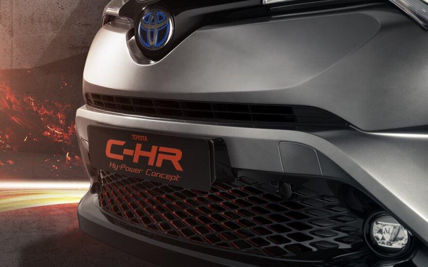 """""""Toyota C-HR HyPower Concept"""""""