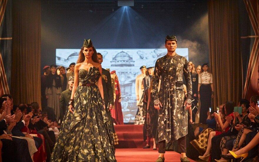 Indian Fashion show in Vilnius