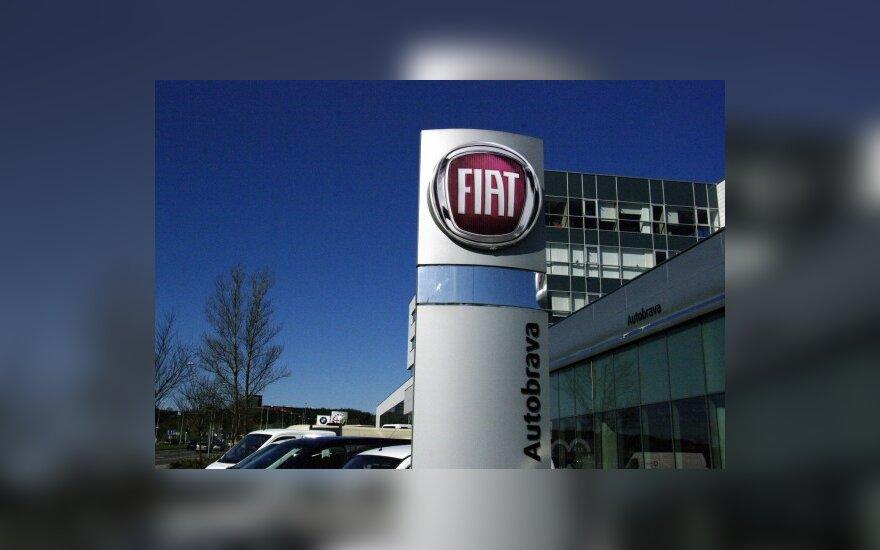 """""""Fiat"""" ir """"Alfa Romeo"""" automobilių pirkėjams – techninė pagalba visoje Europoje"""