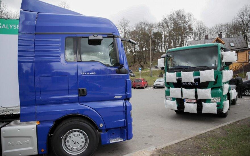 Kukuraitis siūlo vežėjų problemas spręsti specialiai komisijai