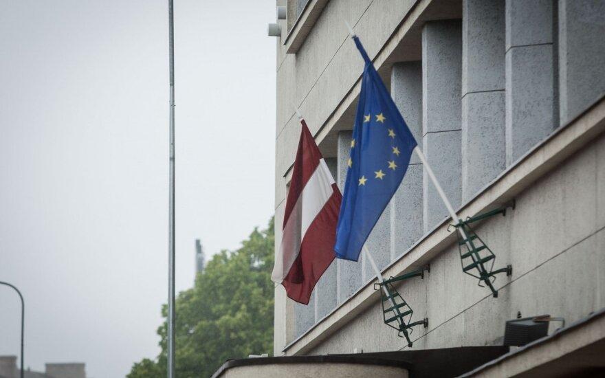 Rusijai paskelbtos JAV sankcijos smogė ir Latvijai