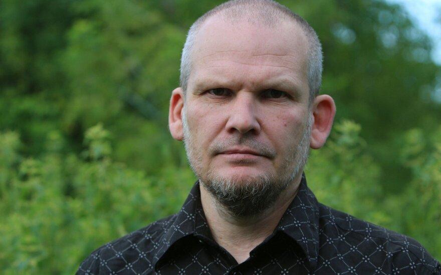 Romas Sadauskas-Kvietkevičius, I. Sadauskienės nuotr.