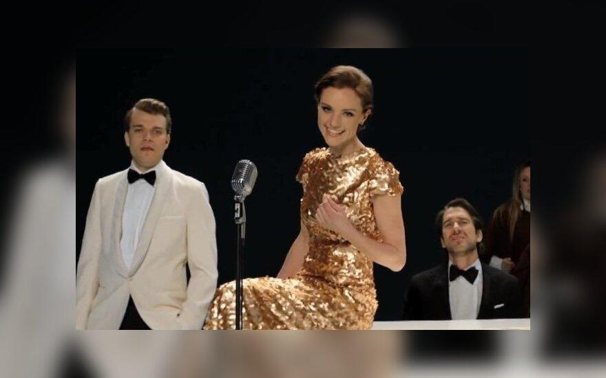 Nikolajus Koppelas, Lise Ronne ir Pilou Asbaek'as