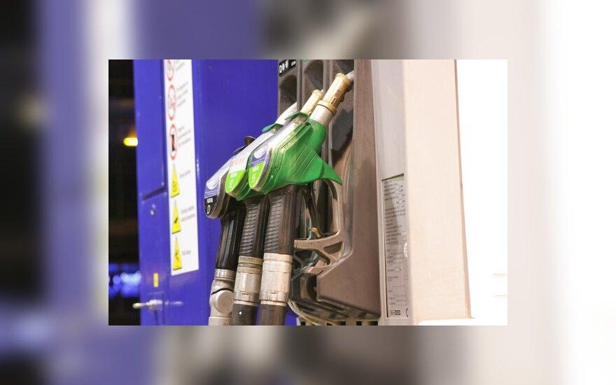 K.Glaveckas prakalbo apie valstybinį degalų kainų reguliavimą