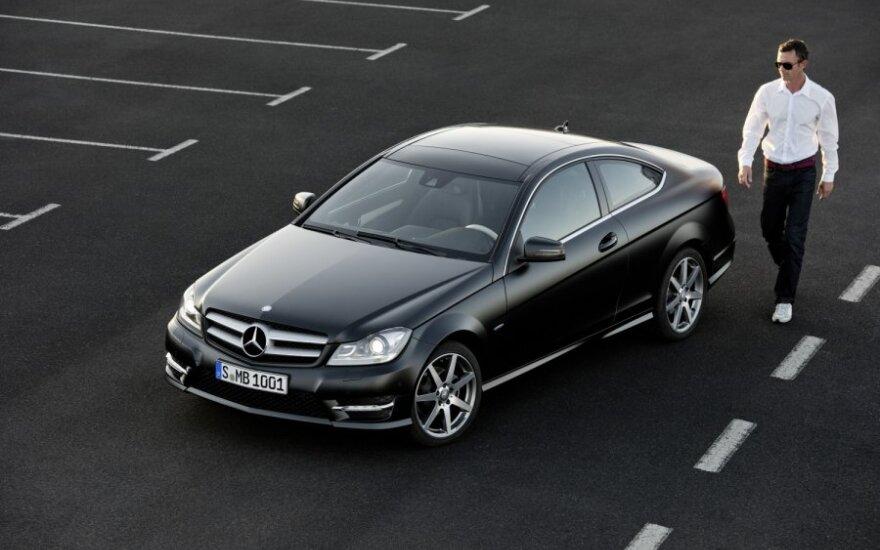 Mercedes-Benz C-klasės kupė (2011 m.)