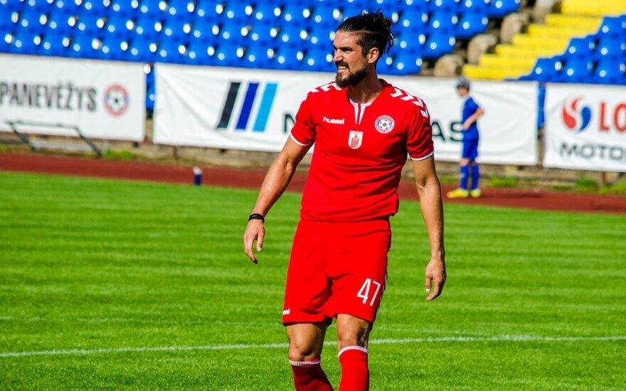 """FK Panevėžys"" / FOTO: FK Panevėžys"