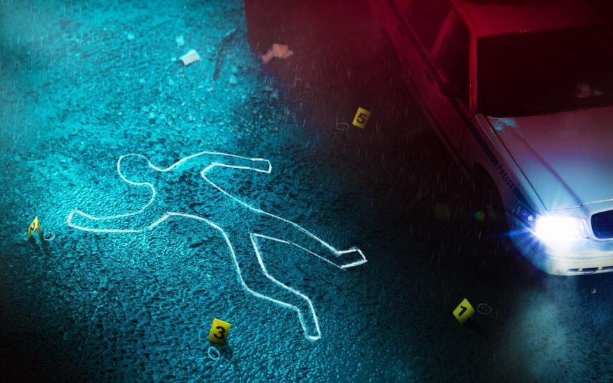 Kodėl negyvų žmonių kūnai būdavo apibraukiami kreida?