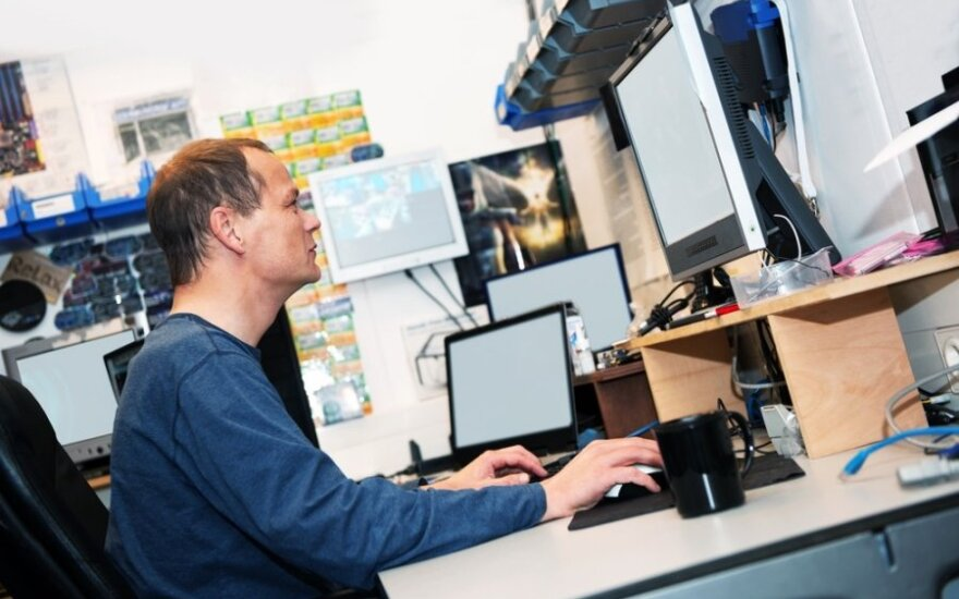 Shortage of IT specialists in Lithuania nearing 13,000
