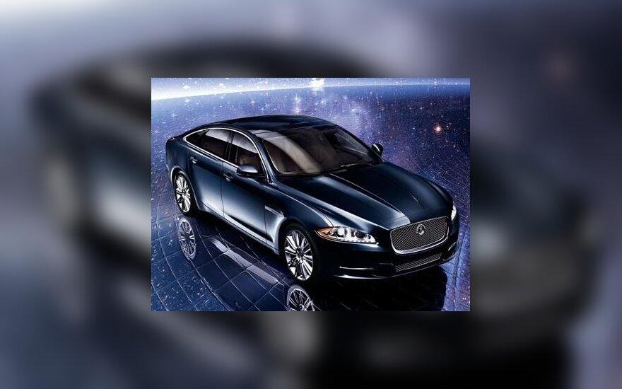 Jaguar XJL Neiman Marcus Edition