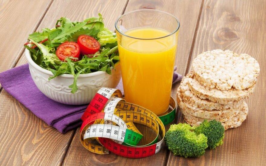 Laimėkite kvietimą į seminarą apie sveiką mitybą