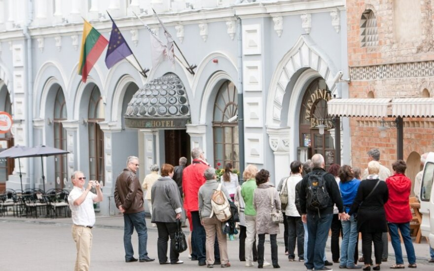 Russian tourists staying away from Lithuania