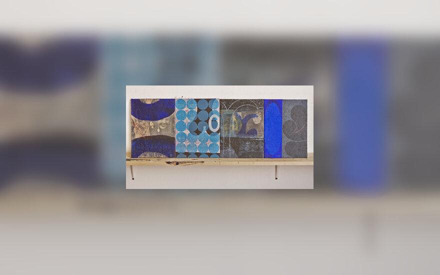 Rimo Čiurlionio tapyba