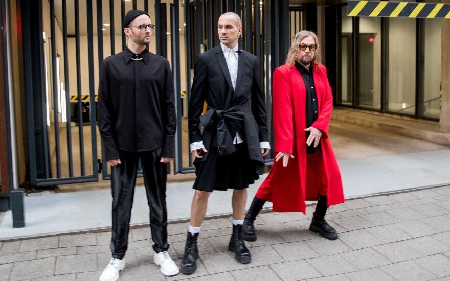 The Roop išvyksta į Eurovizijos atidarymą