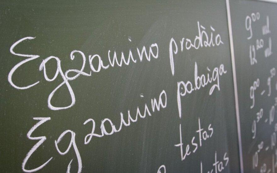 Pramonininkai abiturientams siūlo antrą privalomą egzaminą – matematikos