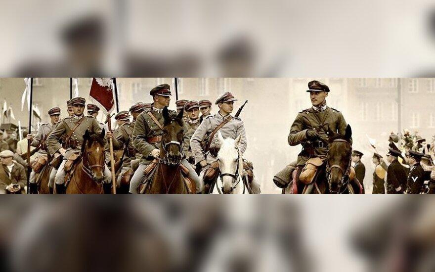 """""""1920 metų Varšuvos mūšis"""". Kino pavasario programos pristatymo nuotr."""