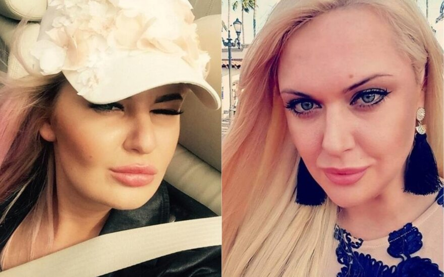 Sandra Grafinina, Reveka Devolskytė